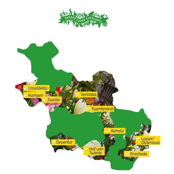 De Groene Lopers in Overijssel
