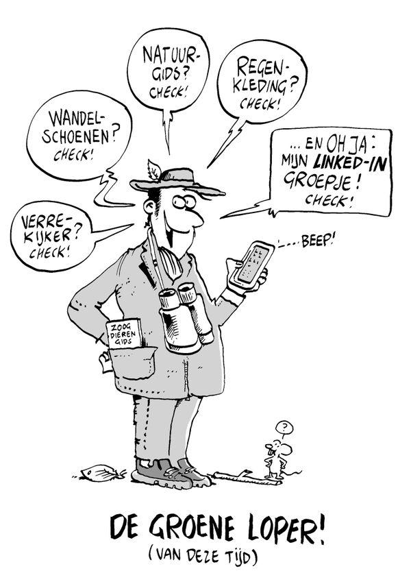 -GEANNULEERD- Netwerkbijeenkomst Groene Loper Overijssel