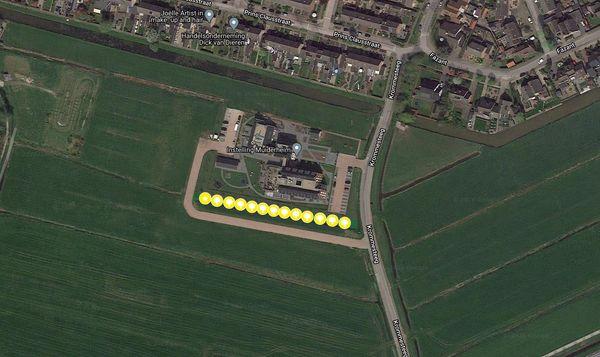Digitaal beheer: de boomgaard aan het Manegepad in Hasselt