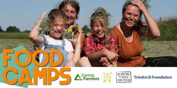 Foodcamp bij jouw Caring Farmer in Zwolle